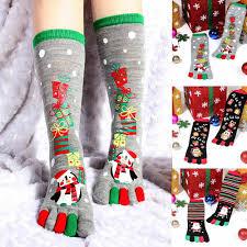 BKLD 2019 <b>New</b> Fashion <b>Women Funny</b> Cartoon <b>Printed</b> Toe Socks ...