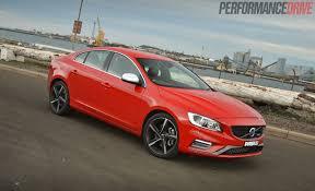 Volvo T6 R Design Review 2014 Volvo S60 T6 R Design Review Video Performancedrive