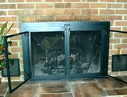fireplace glass doors replacement replacement glass fireplace doors s replacement glass panels for fireplace doors fireplace