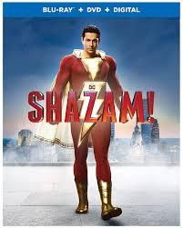 Amazon Com Shazam Blu Ray Dvd Digital Combo Pack