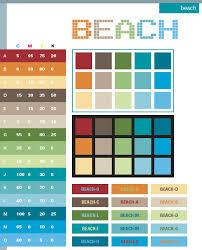 Colors Rgb Beach Color Schemes Color Combinations Color Palettes For
