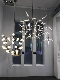 the mara grande and spur chandelier by tech lighting