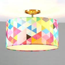 childrens bedroom ceiling lights kids bedroom ceiling lights incredible pop art drum shaped 3 light kids