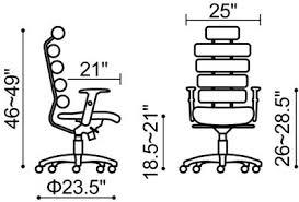 unico office chair. Fine Chair Unico Office Chair Throughout