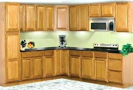 honey oak kitchen cabinets with granite countertops honey oak kitchen cabinets with black granite honey oak