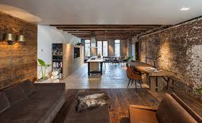 industrial style office. Collect This Idea Living Spaces - Amsterdam Office Space Conversion Industrial Style L