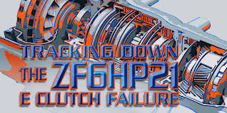 Clutch Troubleshooting Chart Gears Magazine Tracking Down The Zf6hp21 E Clutch Failure