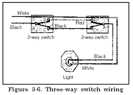 fm 5 424 theater of operations electrical systems design and layout in the diagram terminals a and a1 are the common terminals and the switch operation connects them either to b or c and b1 or c1 respectively