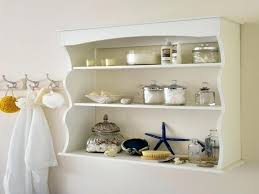 bath wall shelf wonderful and because i d those shelves i also d styling them i