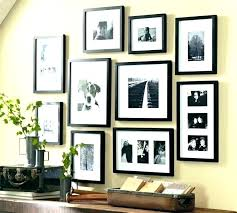 enjoy photo collage frame set