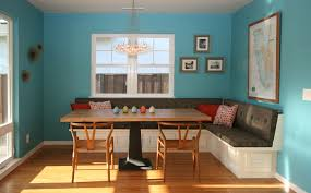 Dining Room Tables With Benches  HomesFeedDining Room Table With Bench Seats