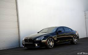 Coupe Series bmw gran coupe m6 : Competition Package BMW M6 Gran Coupe Goes Completely Black ...