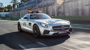 F1's new safety car is 510bhp of awesome | Top Gear