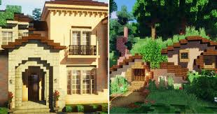 Minecraft house designaugust 9, 2020. 15 Brilliant Minecraft House Ideas Game Rant