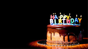 Birthday Cake Hd Wallpaper Free Download