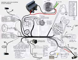 chopper wiring diagram wiring diagrams and schematics simple motorcycle wiring diagram for choppers and cafe racers