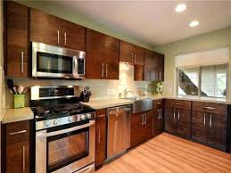 cabinet handles for dark wood. Cabinet Handles For Dark Wood These Cabinets With Silver Compliment The Stainless Appliances . E