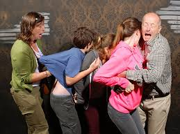 Image result for picture of people scared