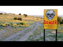 route 66 danger