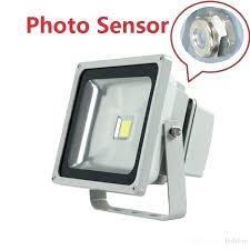 best outdoor floodlight garden yard waterproof lamp with photocell sensor led flood lights ac light from landscape bulbs waterproo