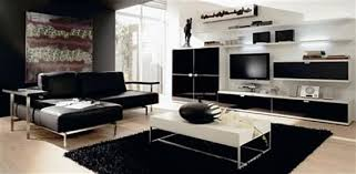 Black Furniture Living Room