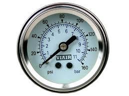 viair air gauges analog