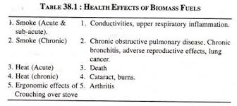 essay on women and natural resources health effects of biomass fuels