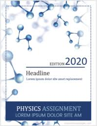 Chemistry Cover Page Designs Collection Of 1000 Ms Word Cover Pages Ms Word Cover Page