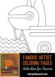 Small Picture 34 best Coloring in for Seniors images on Pinterest Coloring