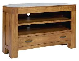chic corner tv stand 50 inch your home design oak corner tv stand st s