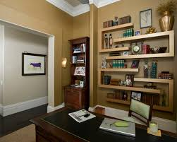 home office wall. Attractive Office Shelves Ideas Home Wall Houzz A