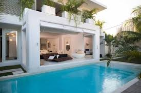 Swimming Pool Area Design Cool Small Outdoor Swimming Pools Water Features  Yard Landscaping