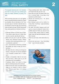 Pool Safety Manualzz Com