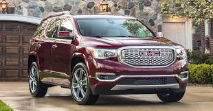 2018 gmc price. contemporary 2018 2018 gmc acadia denali  rear and gmc price p
