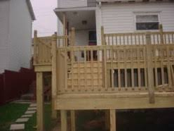 above ground pool with deck attached to house. How To Build A Two Level Above Ground Pool Deck Attached House With E