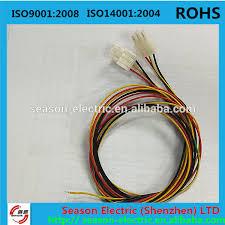 automotive 3 pin male female wire harness jst molex connector automotive 3 pin male female wire harness jst molex connector