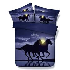 horse quilt bedding set horse quilts bedding horse 3d bedding sets quilt covers queen size twin