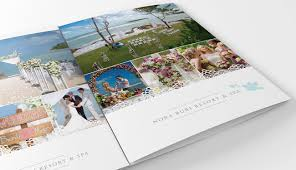 Wedding Brochure Design It Graphix Brochure Design Company It