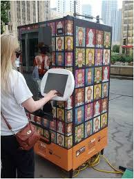 Creative Vending Machine Ideas