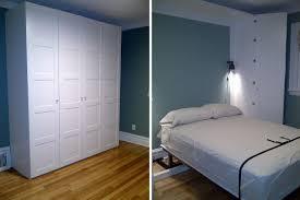 ikea murphy bed kit. Plain Murphy Decorating Charming Murphy Bed Kit Ikea 24 Renos DIY Via Smallspaces Murphy  Bed Kit Ikea Diy Intended M