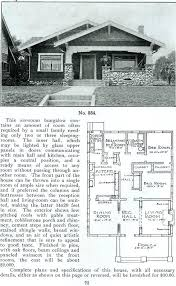 1910 house plans the bungalow book