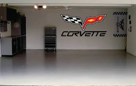 car garage wall decor