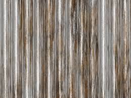 background texture of rusting corrugated iron