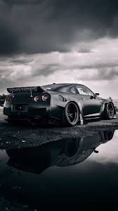 (it'd be nice to also change the the body pillow in the back Nissan R35 Gtr Car Cool Fast Gtr Jdm Nissan R34 R35 Skyline Widebody Hd Mobile Wallpaper Peakpx
