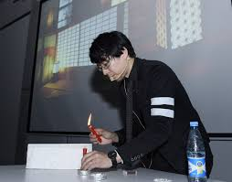 famous lighting designer. AZ/ Seminars Have Started At YARAT Contemporary Art Space, With The Participation Of Well-known Japanese Lighting Designer Daisuke Yano. Famous
