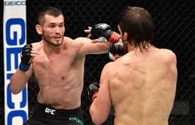 UFC 257: Makhmud Muradov stuns Andrew ...