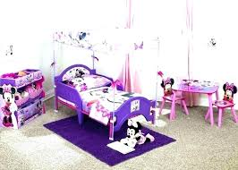 Minnie Mouse Bedding Set Bed Full Size Comforter Bedroom Also Home ...