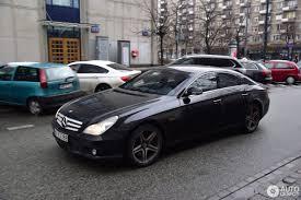 Mercedes-Benz CLS 63 AMG C219 - 6 December 2016 - Autogespot
