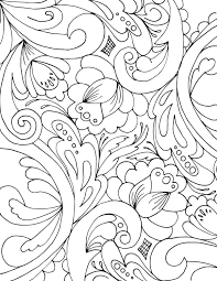 Rosemaling Coloring Pages Wwwtopsimagescom
