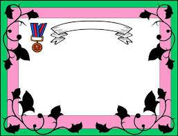 formato mencion de honor diplomas para imprimir modelos de diplomas para imprimir